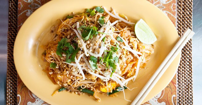 Pad Thai Summerville  Dish Dining Guide