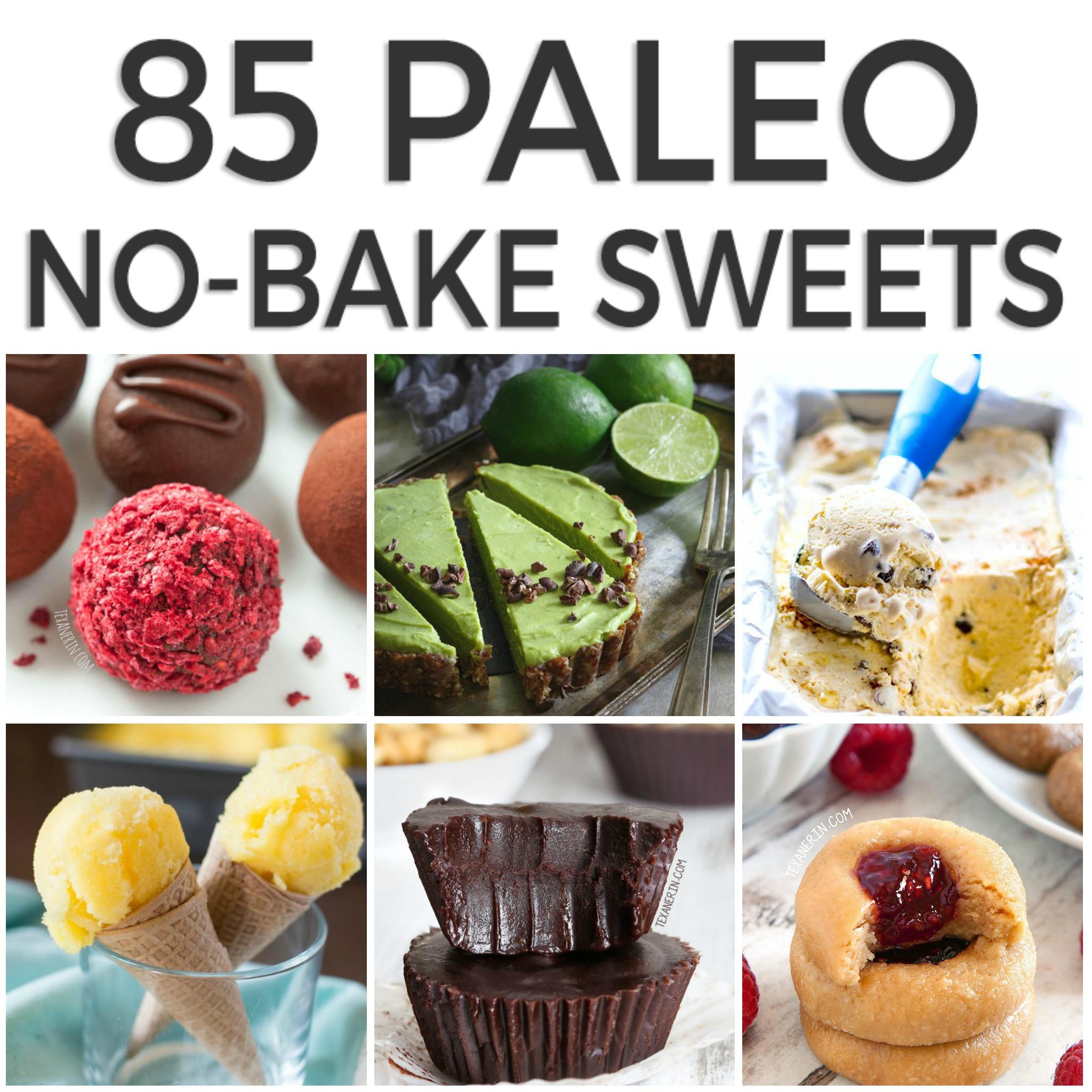 Paleo Summer Desserts  85 Paleo No bake Desserts for Summer mostly vegan