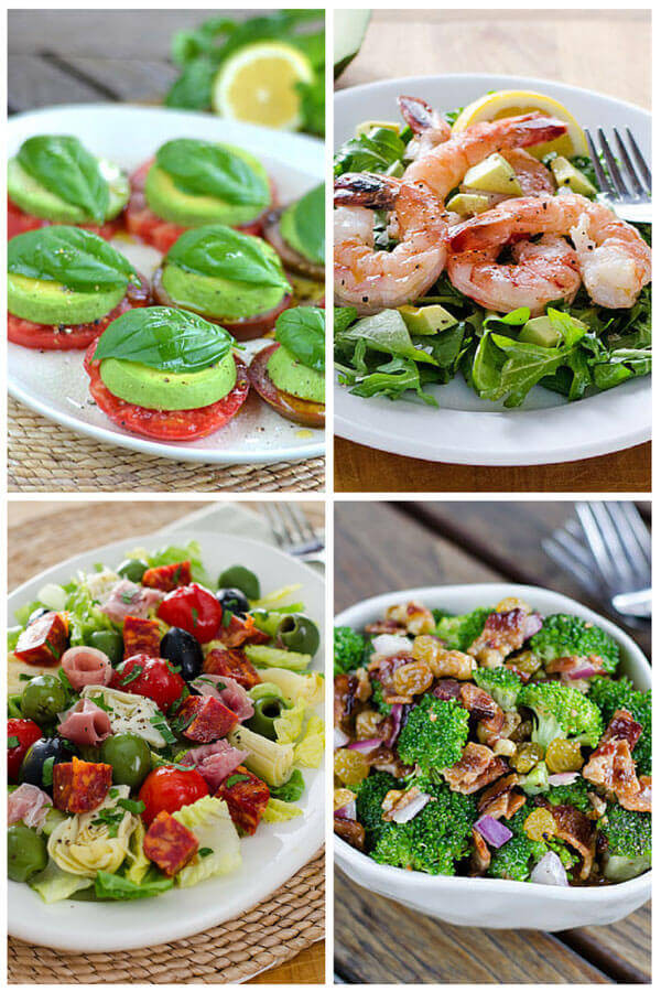 Paleo Summer Salads Best 20 10 Easy Paleo Summer Salads