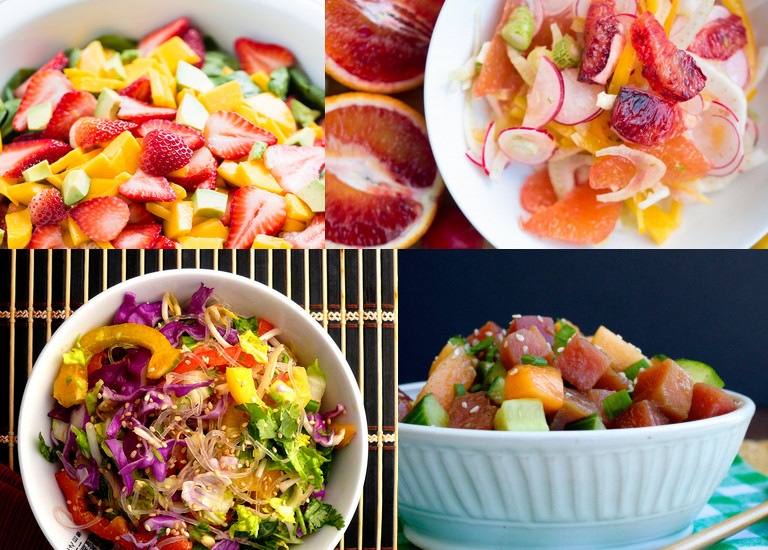 Paleo Summer Salads  20 Delicious and Healthy Summer Salad Recipes Oh Snap
