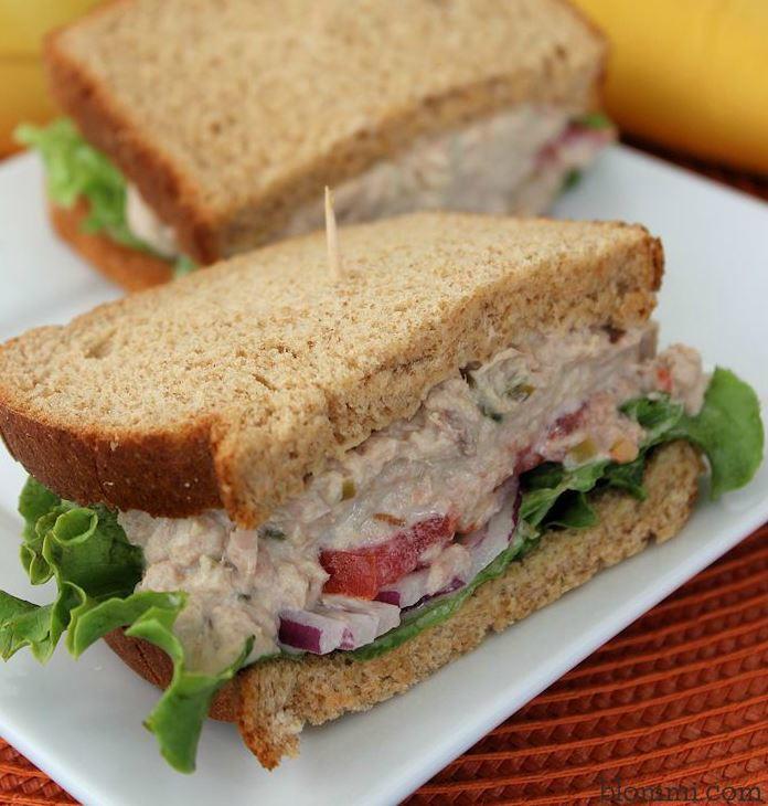 Panera Bread Easter Hours  Panera Copycat Tuna Salad Sandwiches