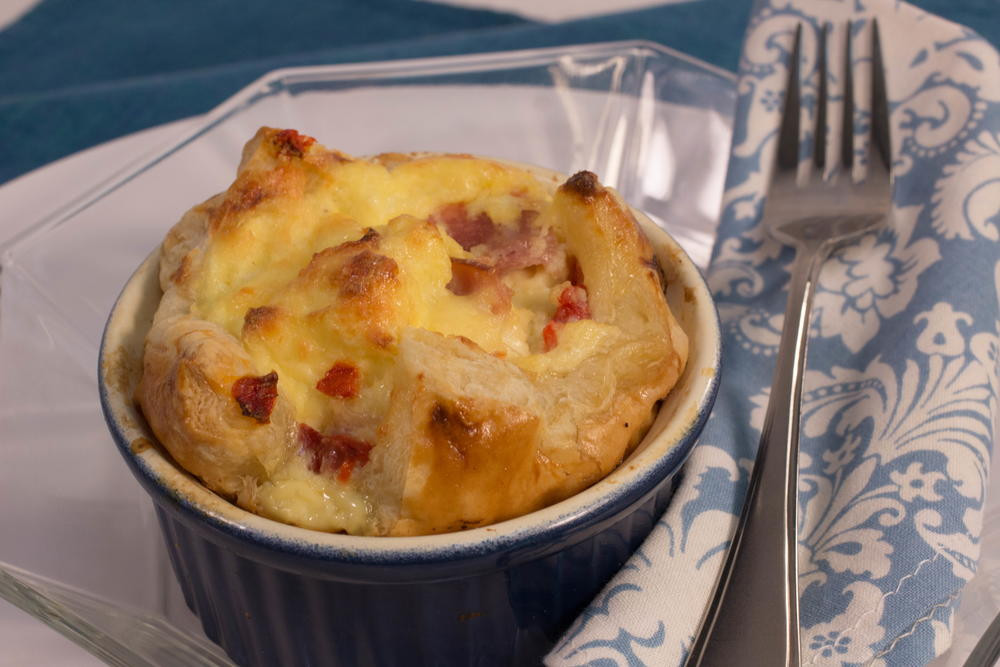 Panera Bread Easter Hours  Panera Ham and Swiss Baked Egg Souffles