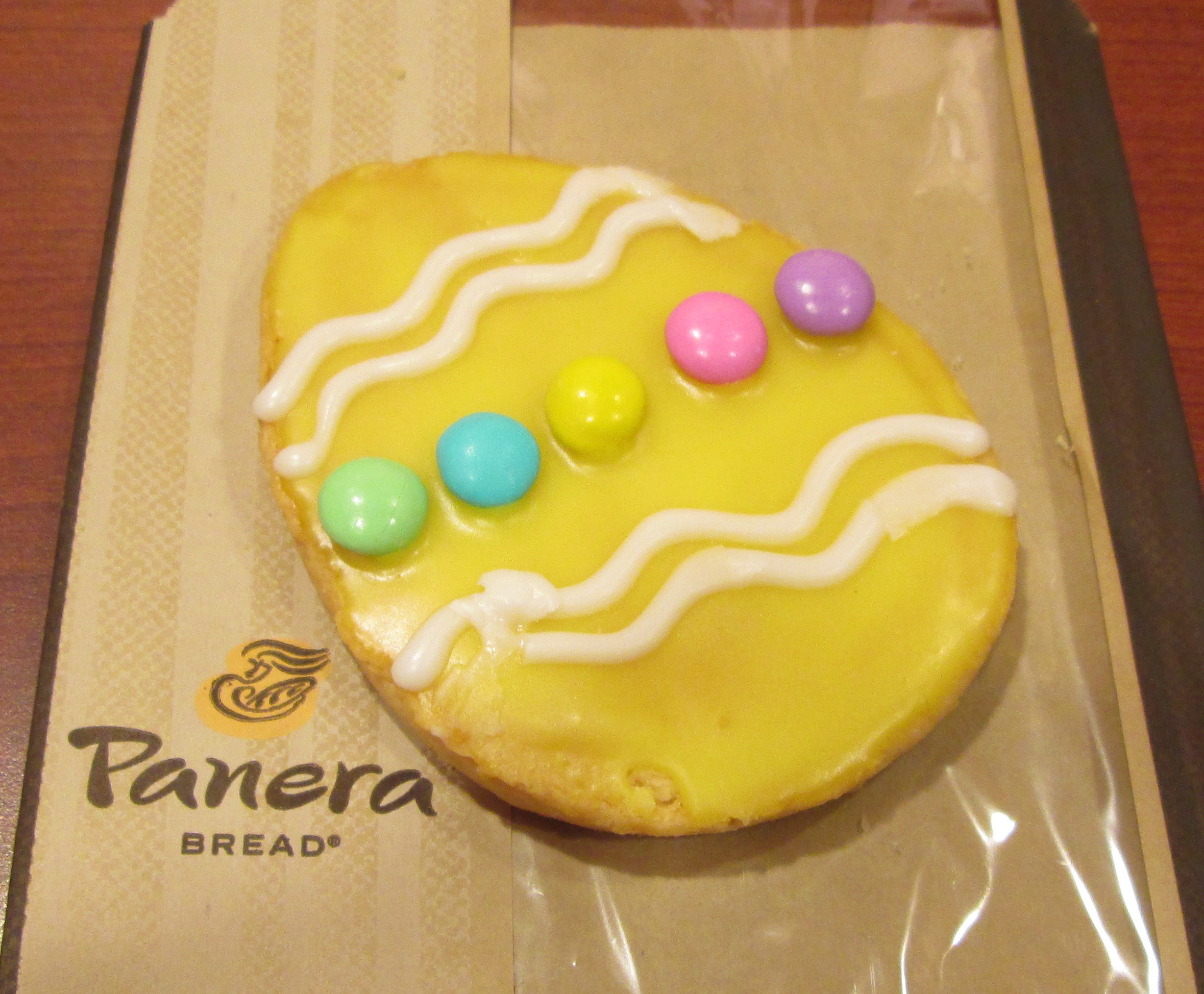 Panera Bread Easter the Best Panera Candy Cookie Nutrition Facts Nutrition Ftempo