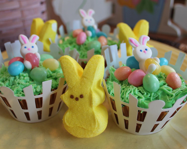 Panera Bread Easter  JBigg Life in Kentucky Easter Cupcakes
