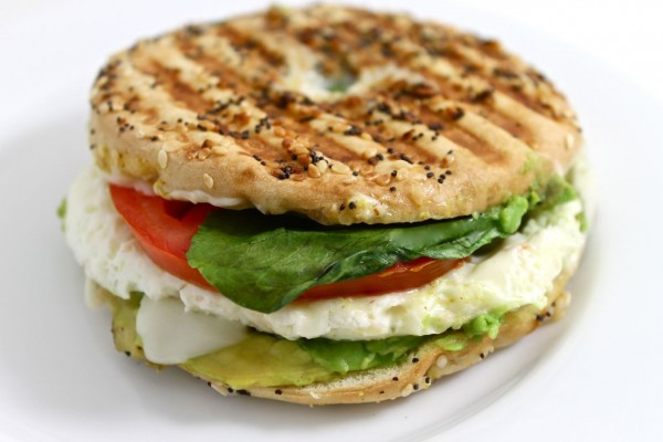 Panera Bread Healthy Breakfast the Best Ideas for Panera Egg White Avocado and Spinach Power Breakfast
