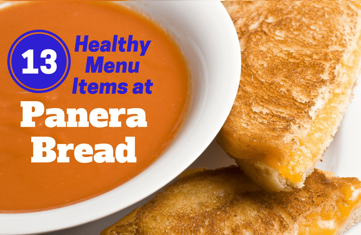 Panera Bread Healthy Choice  Popular Blogs for fast food