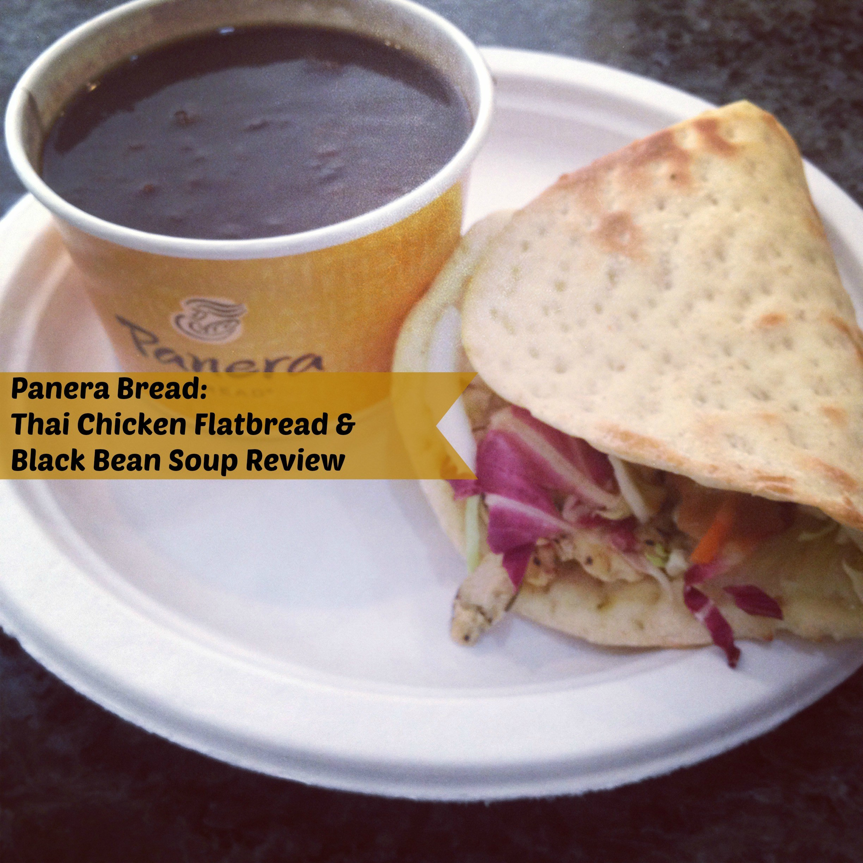 Panera Bread Healthy Choice  Femme Fitale Fit Club BlogMeal Mondays Panera Bread