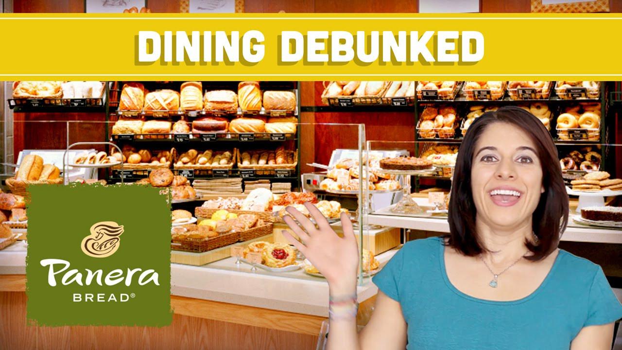 Panera Bread Healthy Choice  Healthy Choices at Panera Bread Dining Debunked Mind