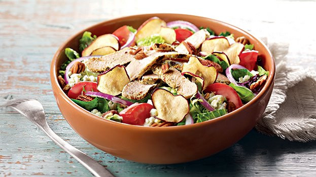 Panera Salads Healthy  Panera Bread Calories & Nutrition Facts