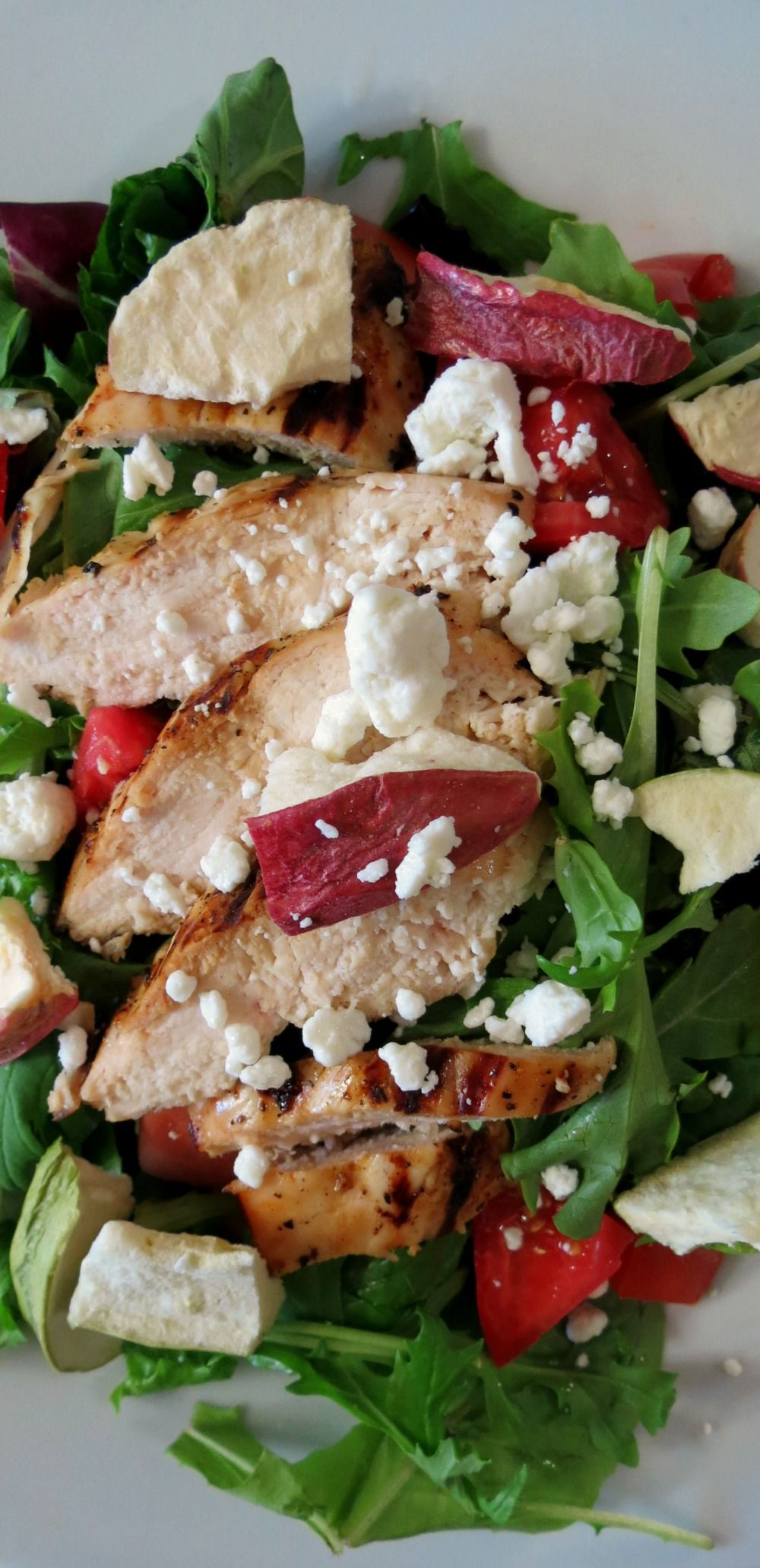 Panera Salads Healthy  Fuji Apple Chicken Salad Panera Bread Copycat