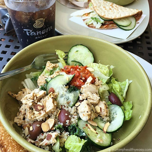 Panera Salads Healthy  17 Must Try Healthy Salad Recipes Why I Love Panera