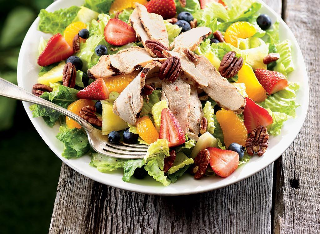 Panera Salads Healthy  How to Eat Healthy at Panera