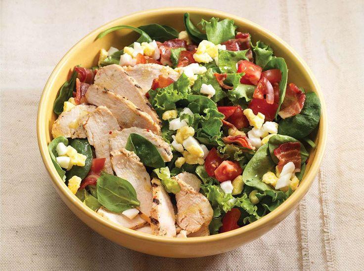 Panera Salads Healthy  Panera s Weight watcher friendly restaurants