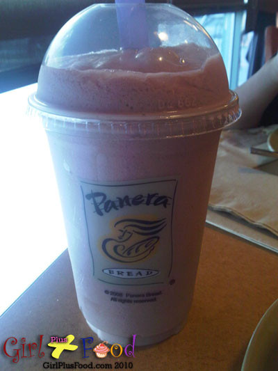 Panera Smoothies Healthy  Lunch Date with JRoc… Panera Bread