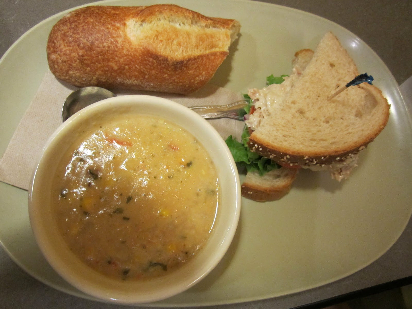 Panera Summer Corn Chowder Recipe  Panera Bread Restaurant Copycat Recipes Summer Corn Chowder