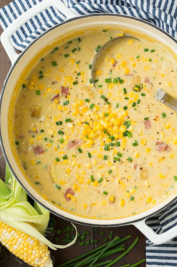 Panera Summer Corn Chowder Recipe  Best 25 Summer corn chowder ideas on Pinterest