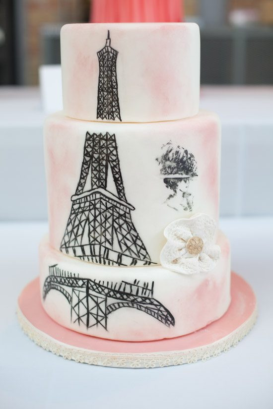 Paris Wedding Cakes  Wedding Cake 20 New Takes Classic Designs