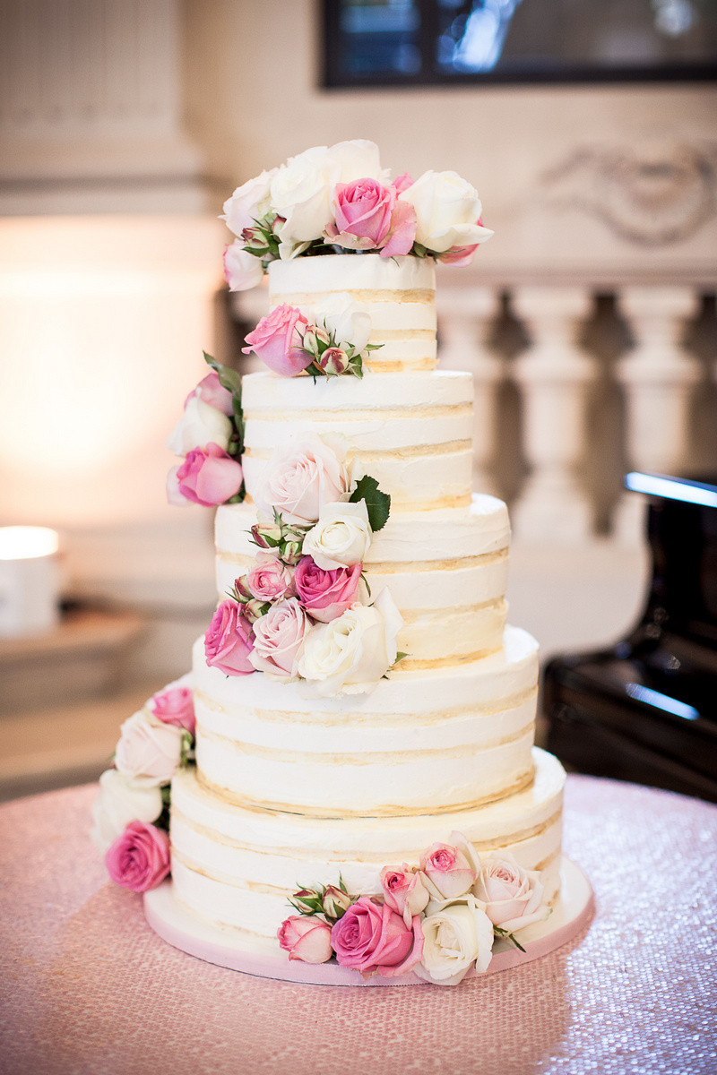 Paris Wedding Cakes  Destination Wedding France