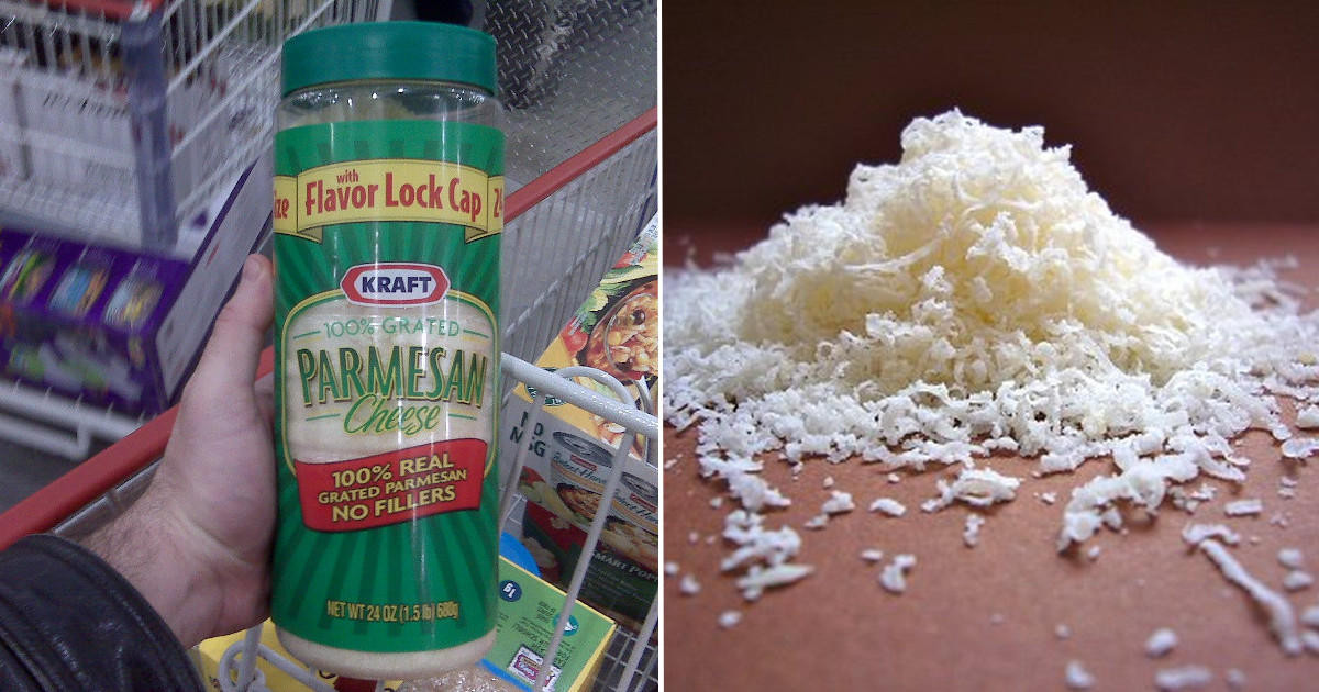 """Parmesan Cheese Healthy  Store Bought """" Parmesan Cheese"""" Has Everything BUT"""