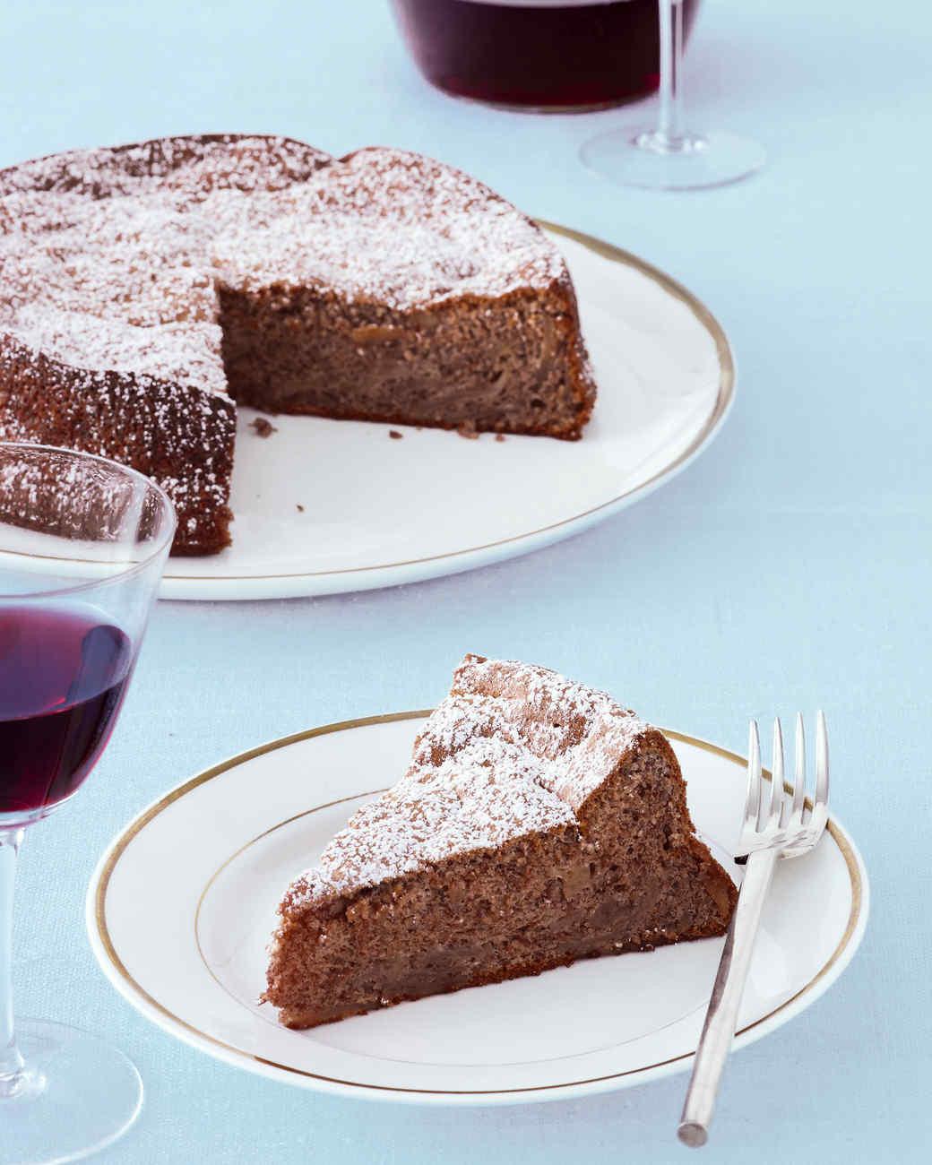 Passover Apple Cake  passover apple cake recipe martha stewart