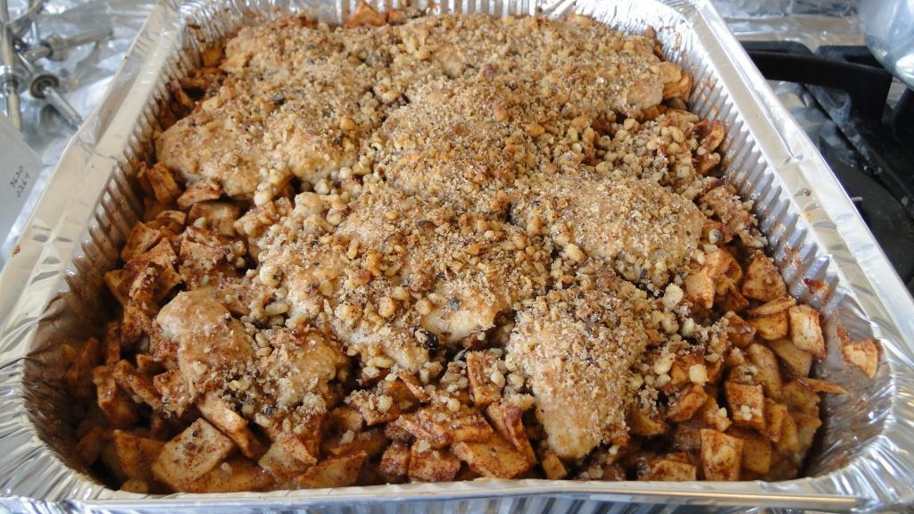 Passover Apple Cake  My Mom's Passover Apple Cake