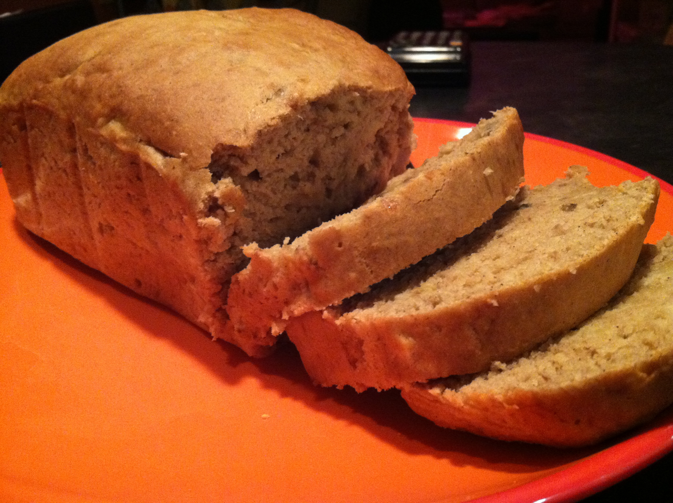 Passover Banana Bread  Banana Bread – BRG Health • Bonnie R Giller • Dietetics