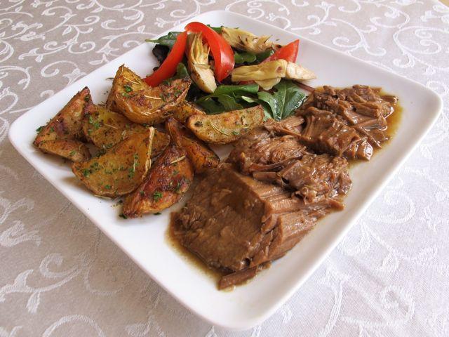 Passover Beef Brisket Recipe  Savory Passover Brisket Lunchbox Love Blog