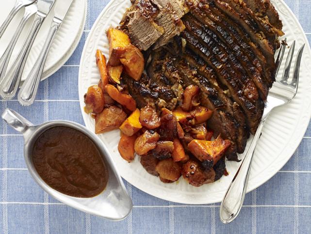 Passover Beef Brisket Recipe  A Passover Braised Brisket Recipe & Beyond
