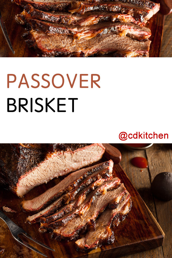 Passover Beef Brisket Recipe  Passover Brisket Recipe