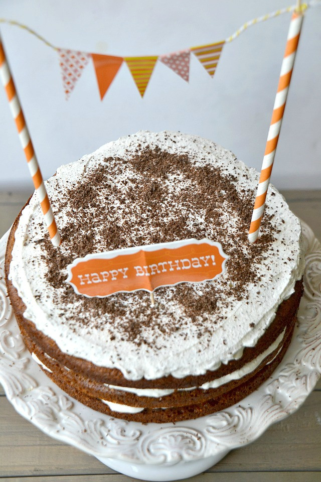 Passover Birthday Cake Recipes  Passover Chocolate Chip Cookie Cake A GIVEAWAY