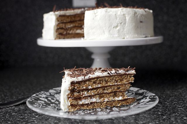 Passover Birthday Cake Recipes  How delicious looking Chocolate Hazelnut Macaroon torte