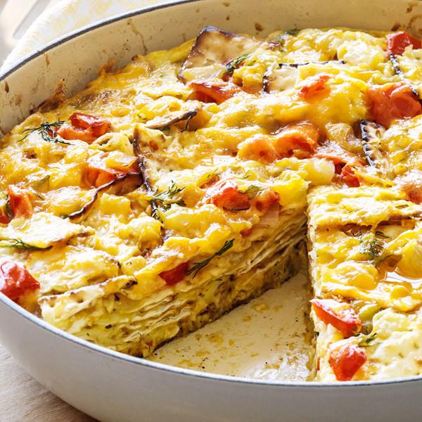 Passover Breakfast Recipes  Savory Matzo Brei Recipe