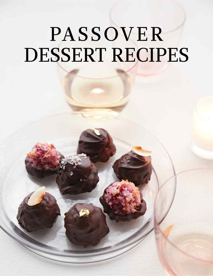 Passover Cake Recipes  20 Passover Dessert Recipes That Might Be e Your New