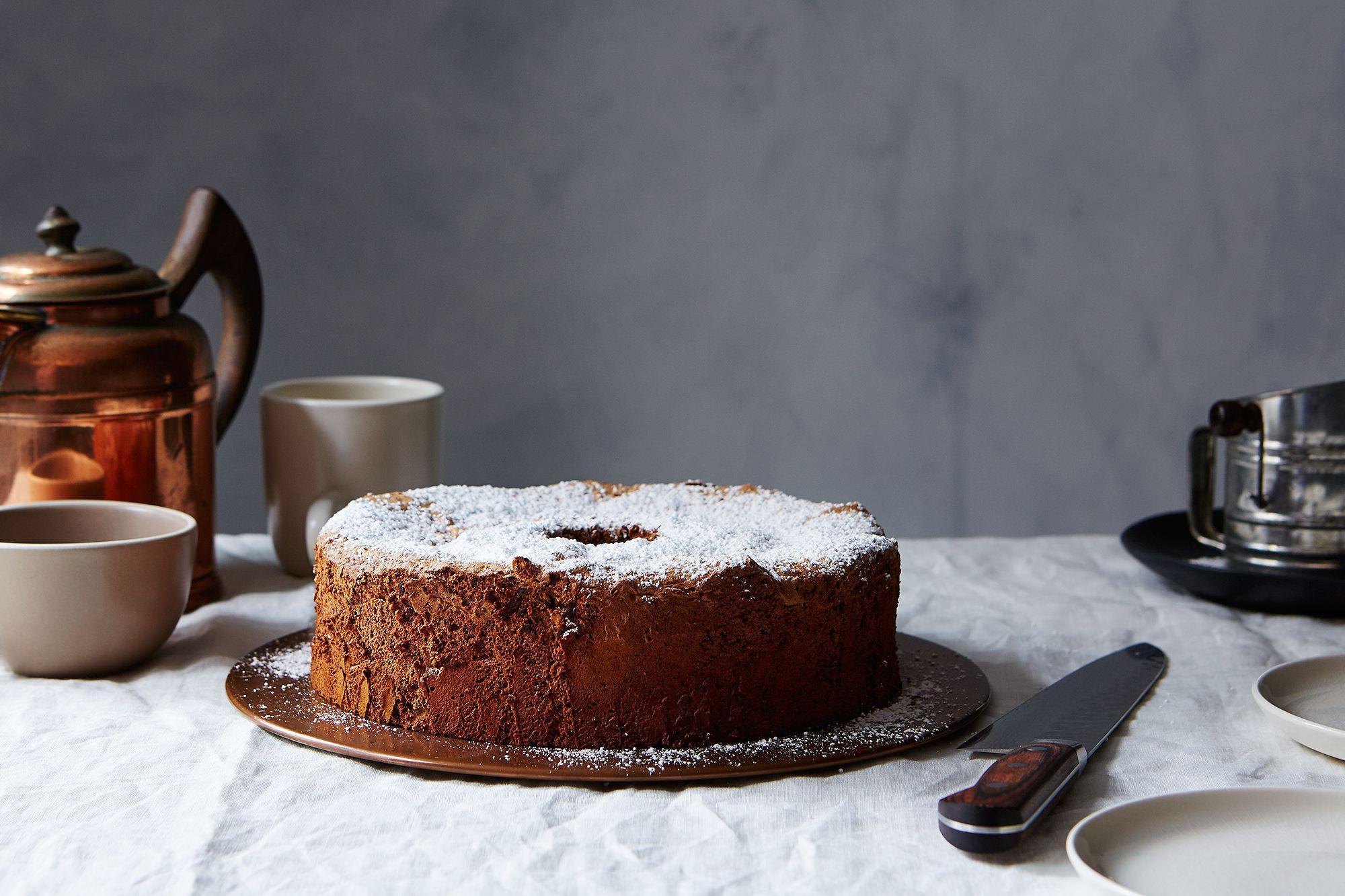Passover Cake Recipes  Kosher for Passover Chocolate Nut Sponge Cake Recipe