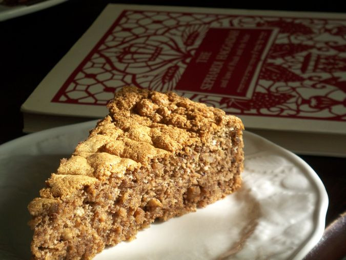 Passover Cake Recipes  Pesach Cake With Walnuts Baking History