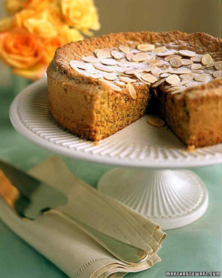 Passover Cake Recipes  passover apple cake recipe martha stewart