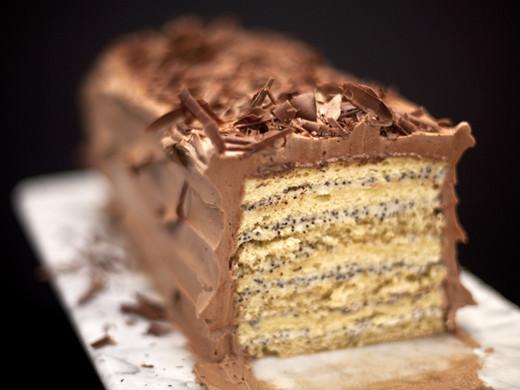 Passover Cake Recipes  7 Layer Cake for Passover Matzo Sponge Cake with