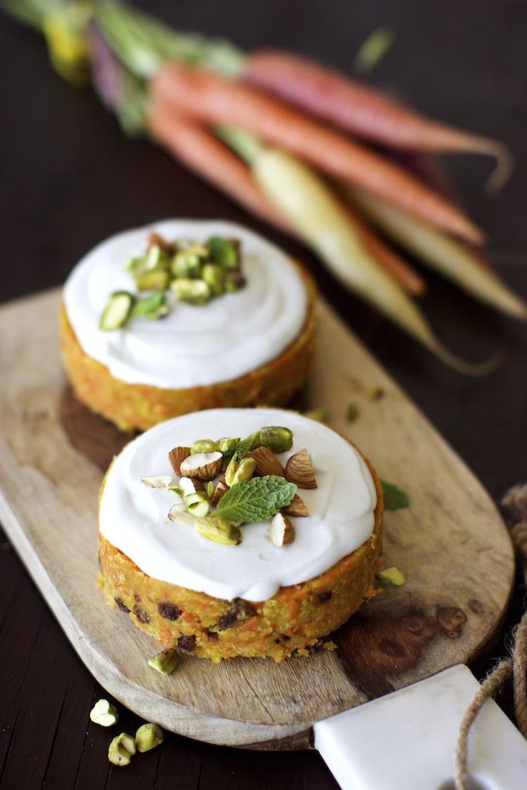 Passover Carrot Cake  No Bake Carrot Cake