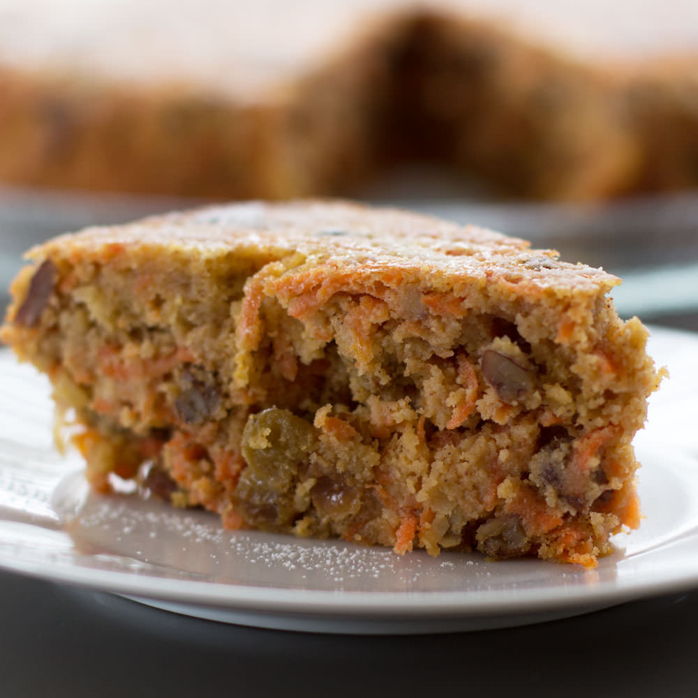 Passover Carrot Cake  Non Traditional Passover Carrot Cake Mother Would Know