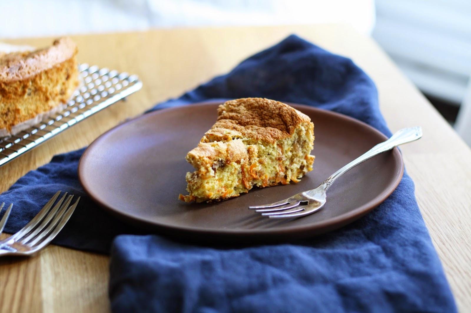 Passover Carrot Cake  Sevengrams PASSOVER CARROT CAKE