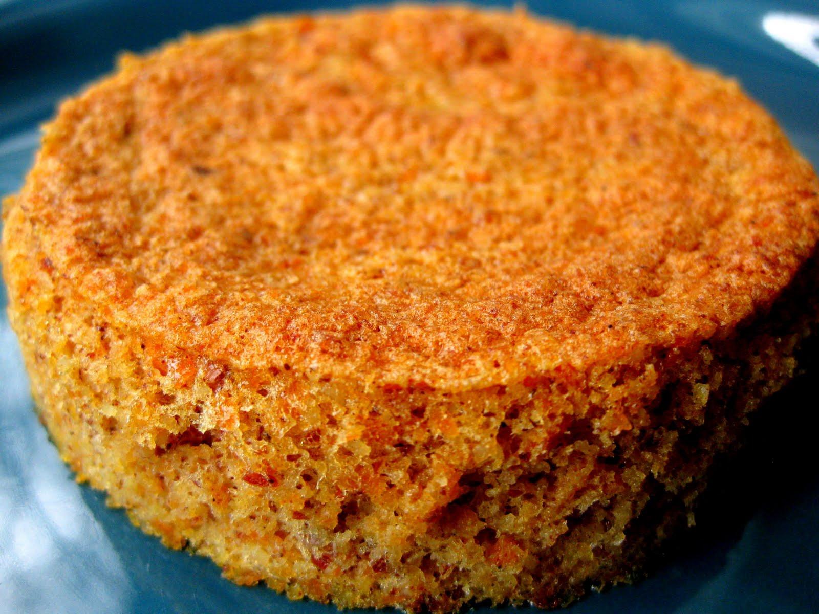 Passover Carrot Cake  This Gluten free Life Flourless Mini Carrot Cakes for