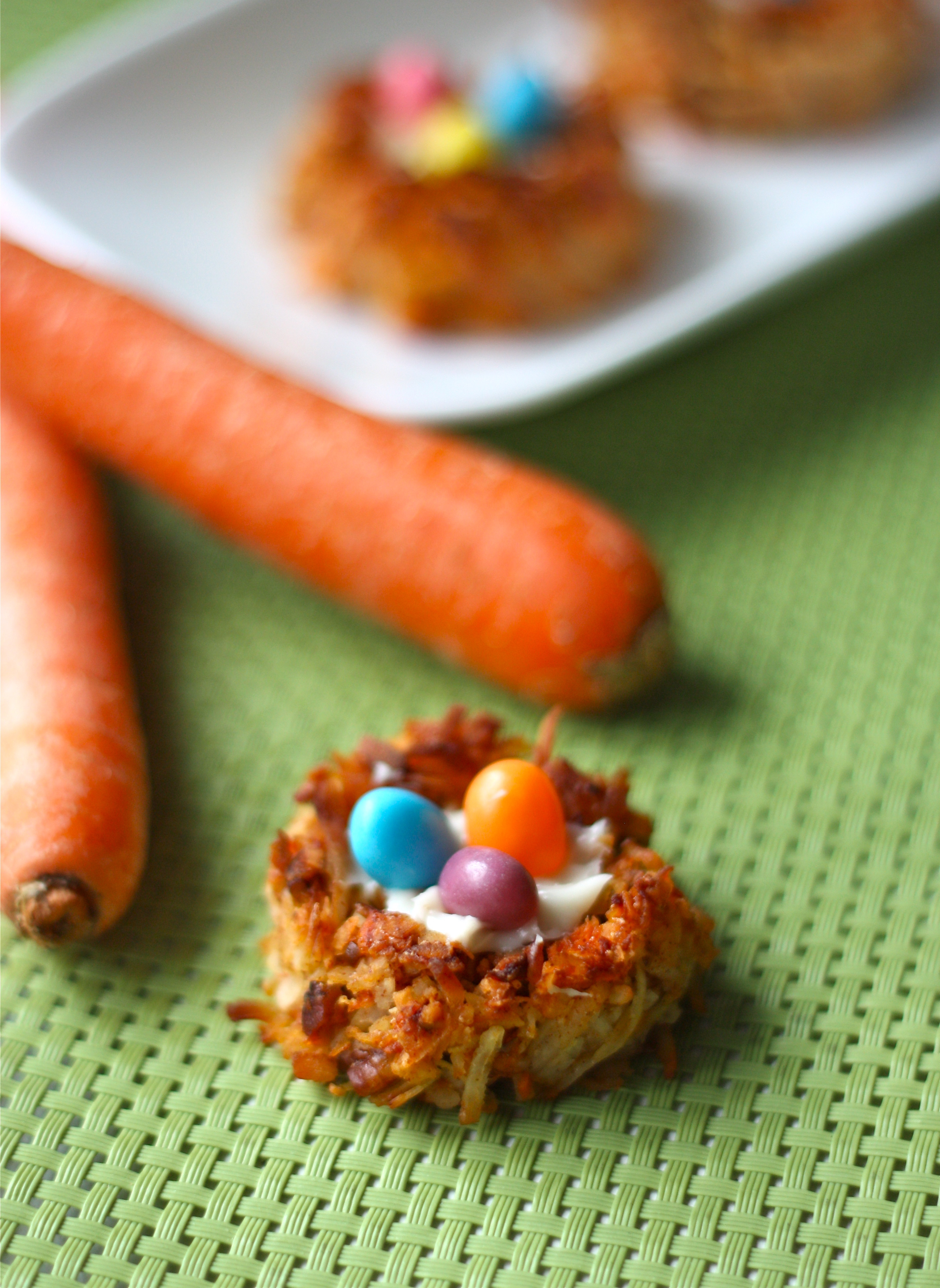 Passover Carrot Cake  Passover Easter = Carrot Cake Macaroons Get f Your