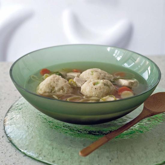 Passover Chicken Soup  Modern Passover