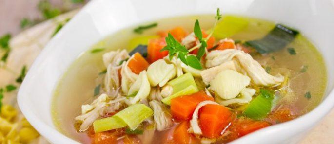 Passover Chicken Soup  PASSOVER RECIPE BUBBIE'S CHICKEN SOUP – Messianic Jewish