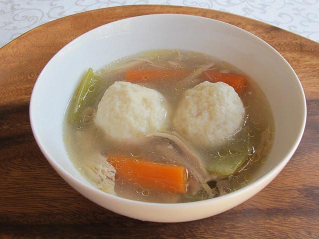 Passover Chicken Soup  Passover Chicken Soup for Knaidelach or Matzo Balls