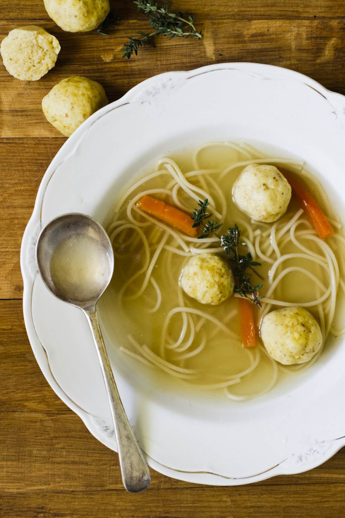 Passover Chicken Soup  Jewish Chicken Soup Glorious Soup Recipes