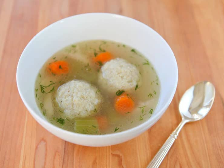 Passover Chicken Soup  My Favorite Chicken Soup Jewish Penicillin