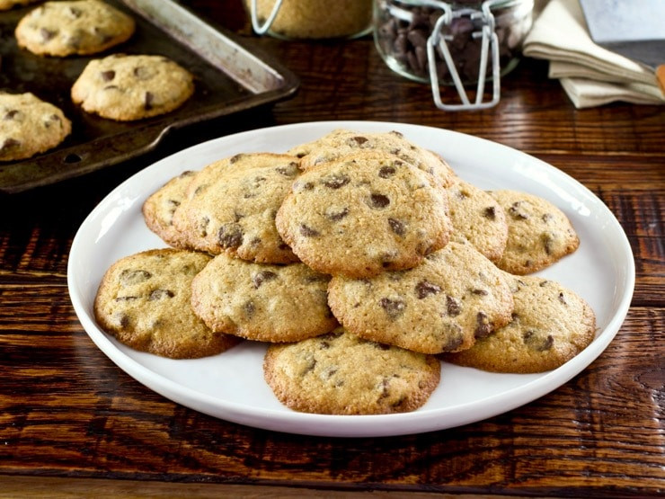 Passover Chocolate Chip Cookies  Rich and Decadent Chocolate Chip Cookies for Passover