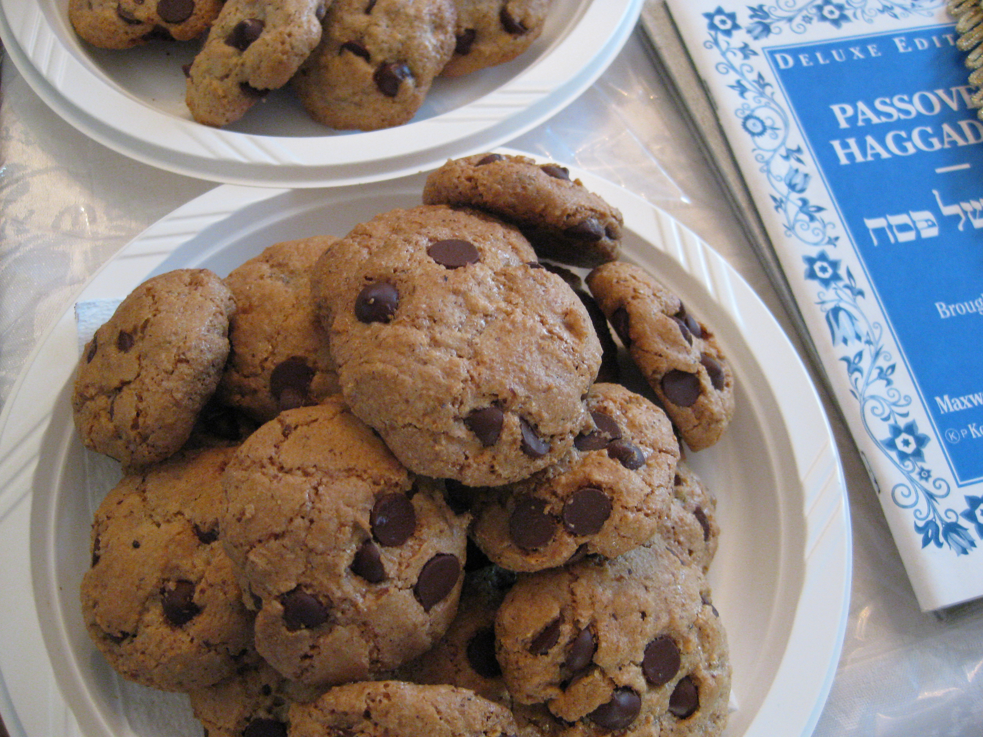 Passover Chocolate Chip Cookies  Chocolate Chip Cookies for Passover Gluten Free