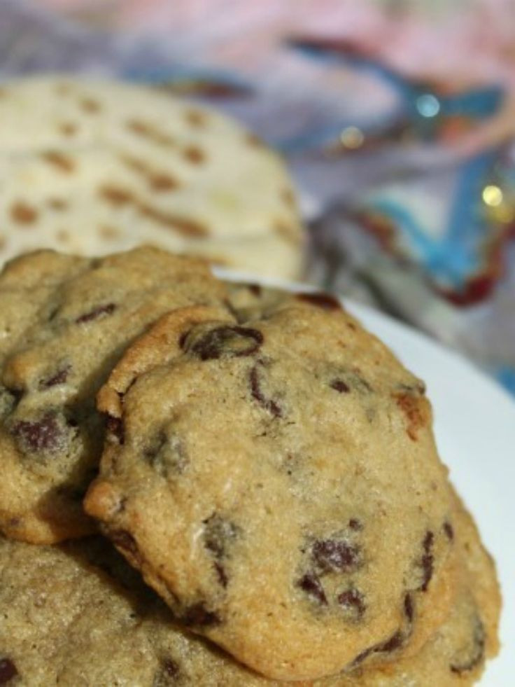 Passover Chocolate Chip Cookies  3 Perfect Passover Cookies